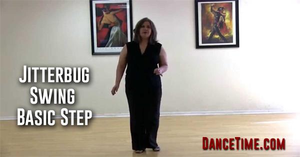 Jitterbug Basic Step instruction