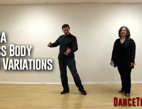 Salsa Cross Body Lead Variations