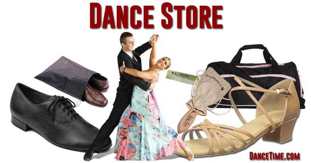 Dancetime's Dance Store