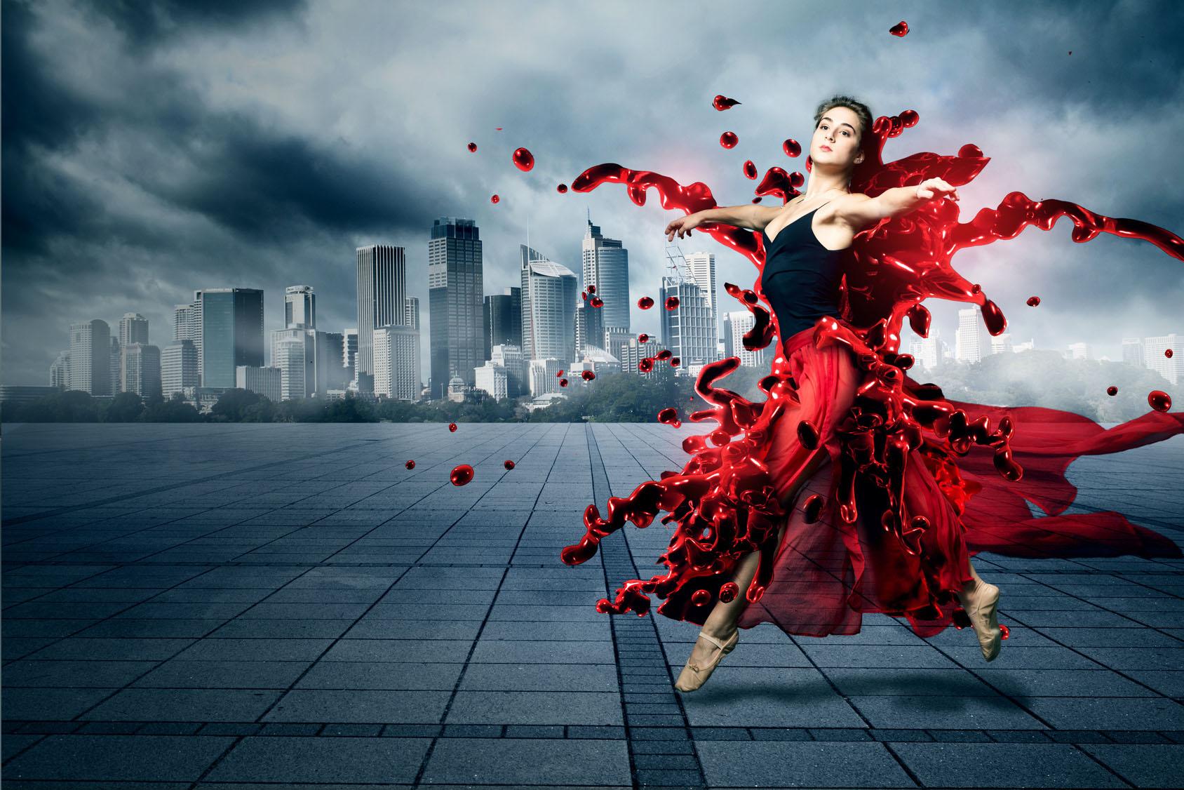 DanceTime homepage image