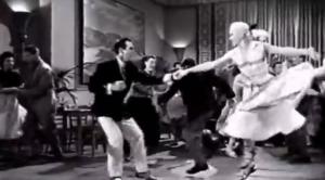 Jitterbug Swing Dancing