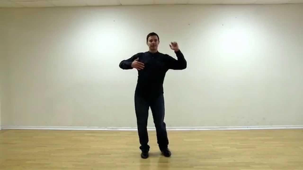 bachata basic step with john chaparro