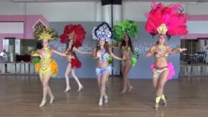 Brazilian Samba Performance Team Dance Videos