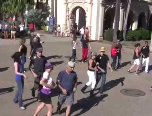 OFFICIAL – International Flashmob West Coast Swing SAN DIEGO 2015