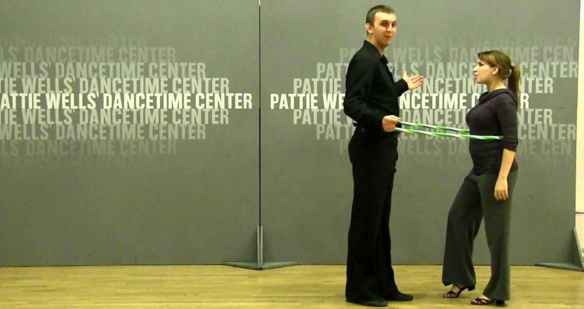 West Coast Swing Connection Dance Technique