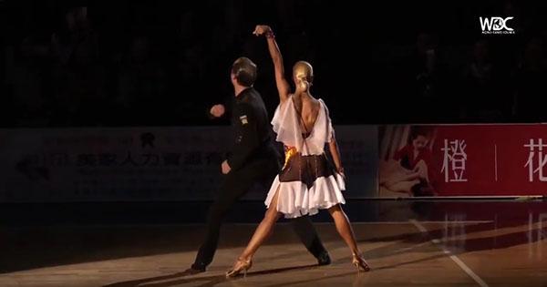 Latin dancesport