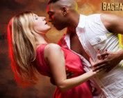 Couple dancing to bachata music & bachata songs