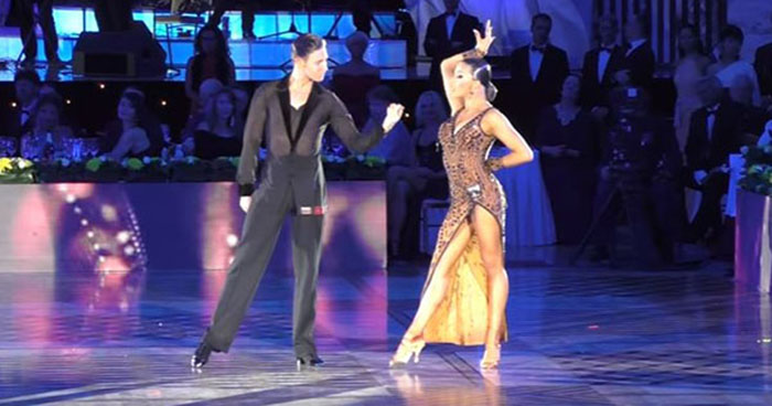 rumba dance history