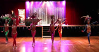 Latin dance videos - Brazilian samba team