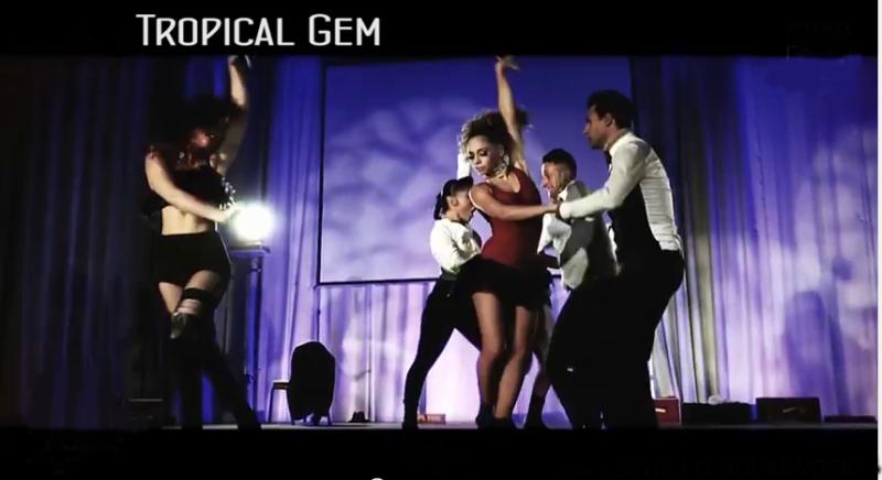 Fernando Sosa of Tropical Gem Dance Company