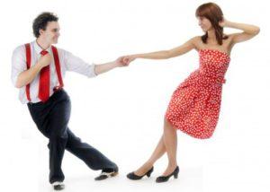 Jitterbug Dance