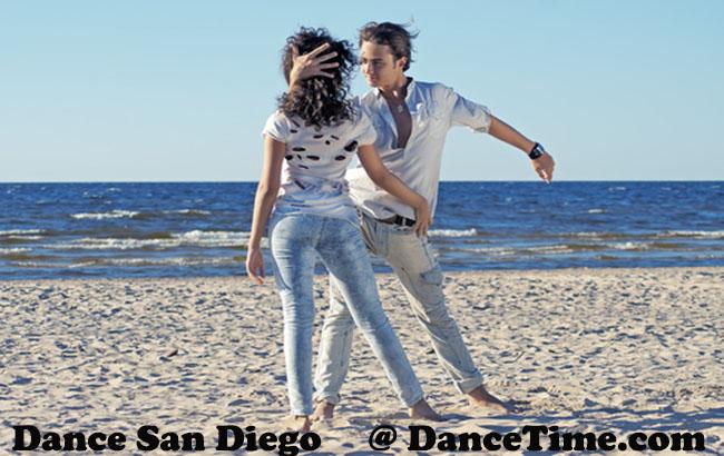 Dancing in San Diego week of July 25, 2016