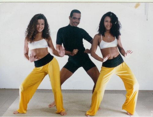 Zumba Dance Routine