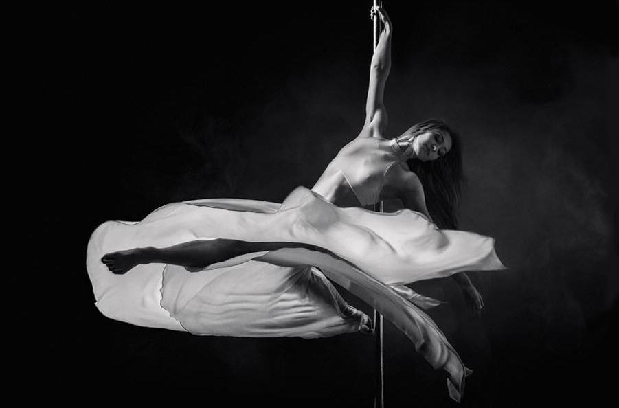 Pole dance fitness anastasia SHukhtorova