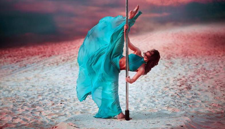 Pole Dance anastasia Shukhtorova