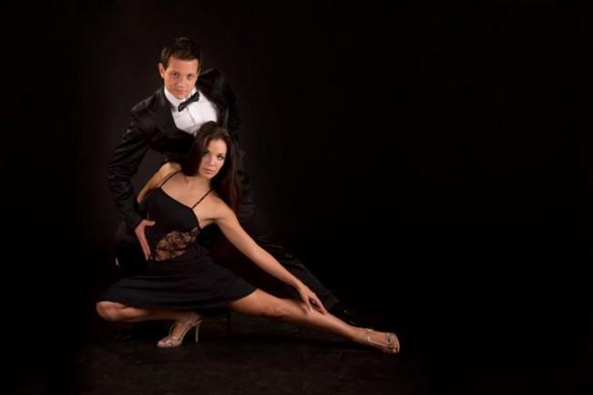 Simone Sanfilippo & Serena Maso Italian Latin dance champions