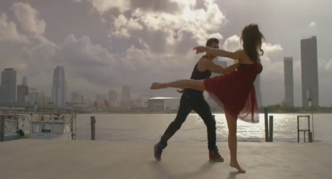 Step Up Revolution film last dance scene