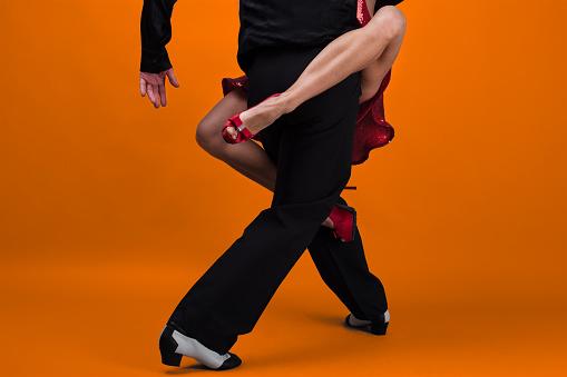 argentine tango couple
