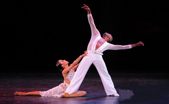 Emmanuel Pierre Antoine & Liana Churilova United States Professional Rhythm Champions 2013-2014