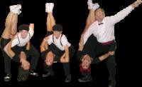 San Diego dancing Lindy hop
