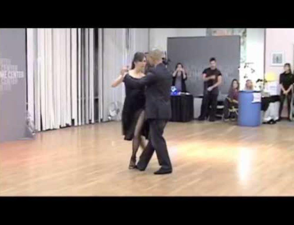 Argentine Tango Performance