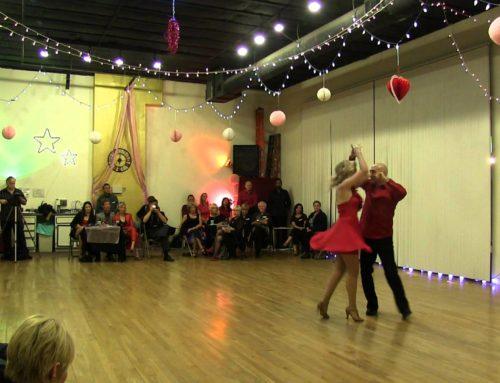Bachata Performance Walter & Jeanette Meneses