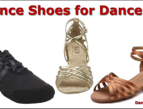 Recommended Types of Dance Shoes