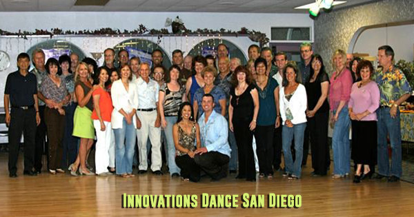 West Coast Swing San Diego couple
