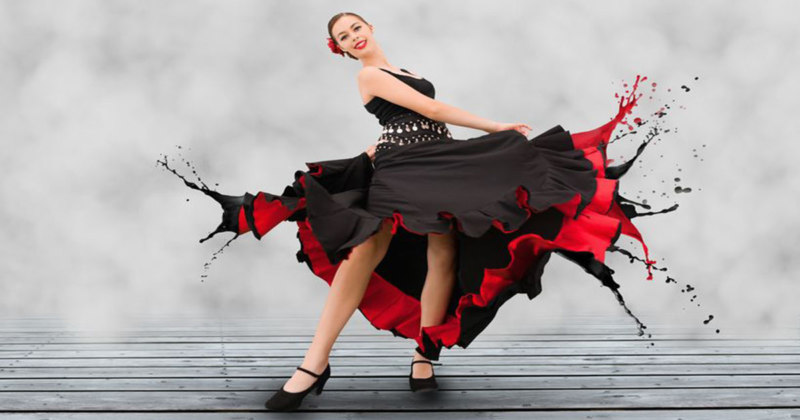 Flamenco Dancers at Dance Lessons