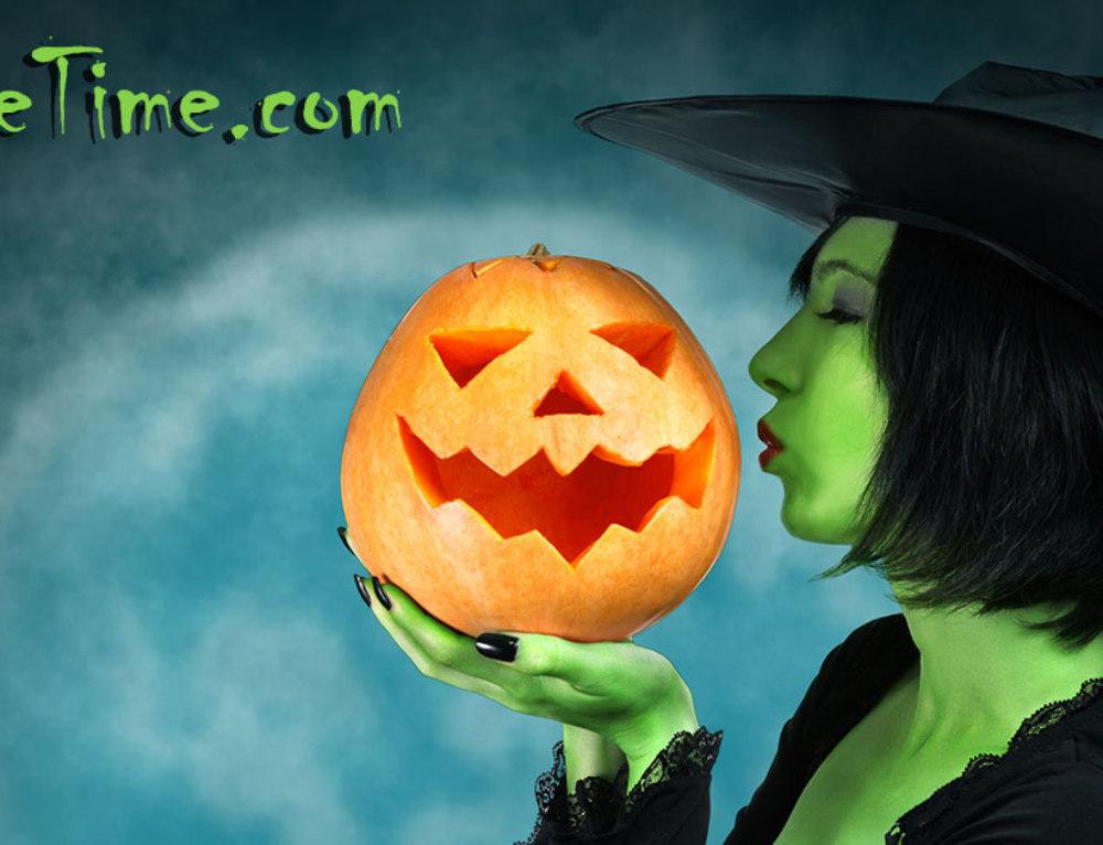 Halloween Songs & Dancing