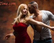 Popular dances in Latin Clubs couple dancing!