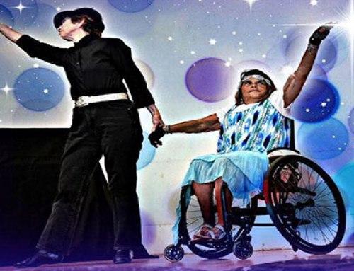 Wheelchair Dancers Organization Fundraiser